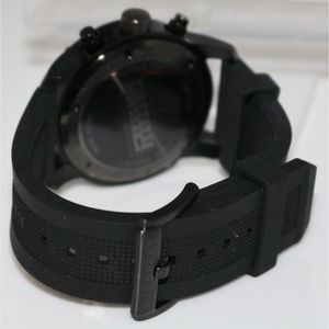 Burberry Accessories - Brand New Men's Black Burberry sports watch